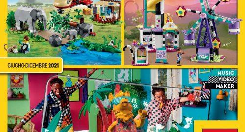 Catalogo Lego Giugno Dicembre 2021 finalmente disponibile!