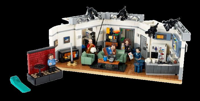Lego Ideas Seinfeld - set montato