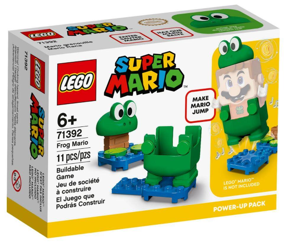 Mario rana - Power Up Pack