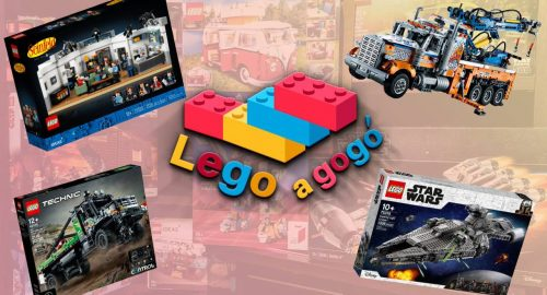 Tutte le novità Lego in uscita ad Agosto 2021!