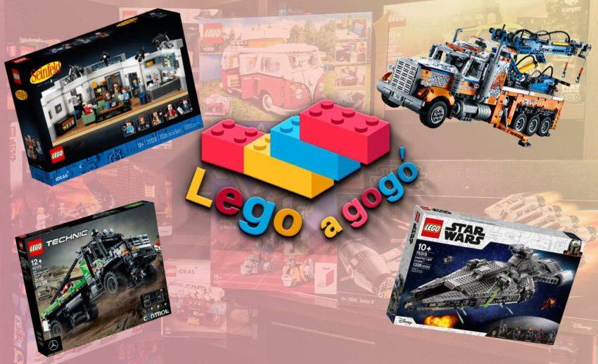 novità Lego Agosto 2021