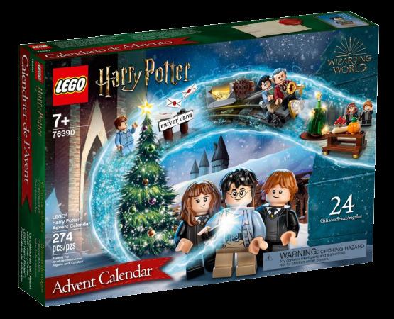 novità lego Settembre 2021- calendario avvento Harry Potter