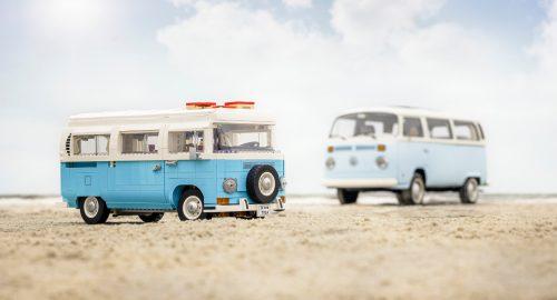 Lego Creator Camper van Volkswagen T2, la nostra recensione!