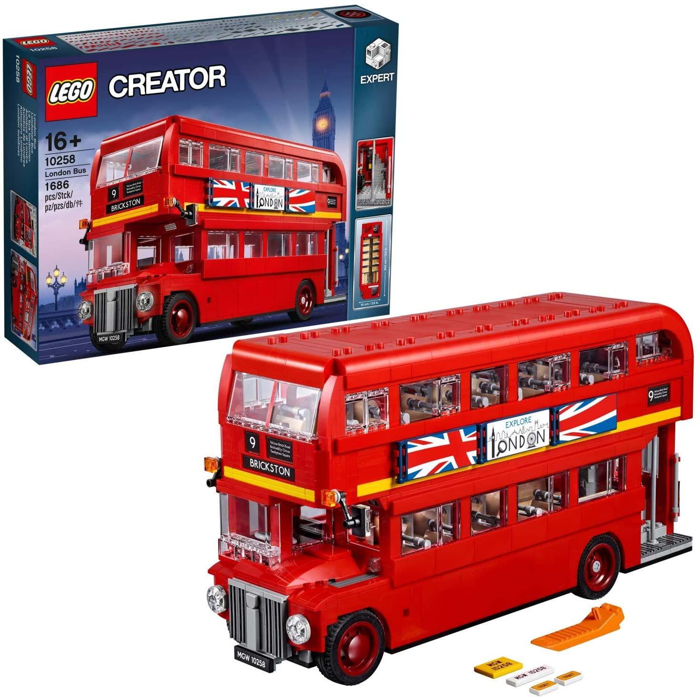 Lego London Bus fuori produzione 2021
