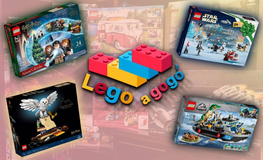 novità Lego Settembre 2021
