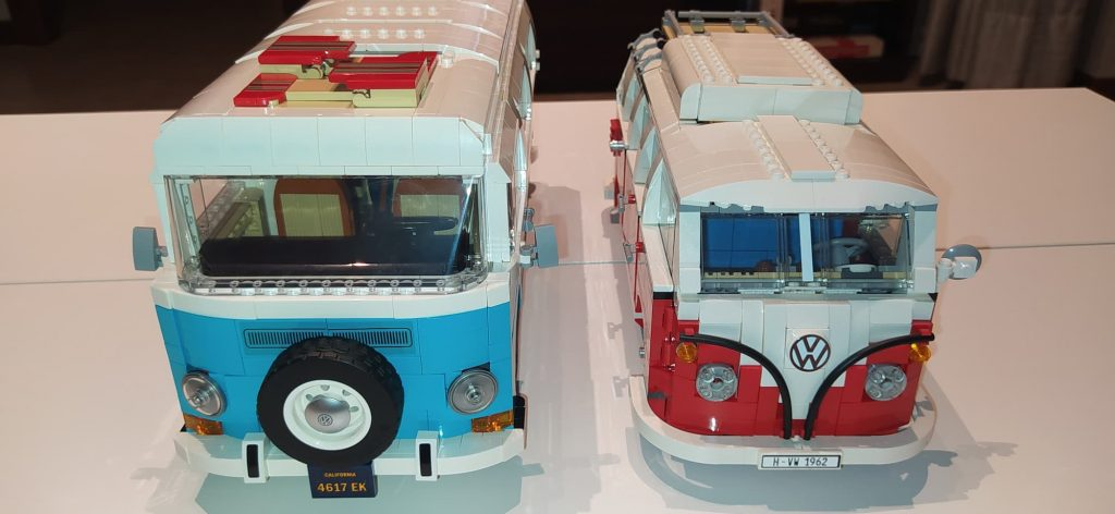 differenze camper lego frontale