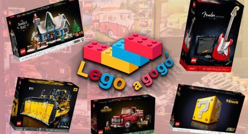 Tutte le novità Lego in uscita ad Ottobre 2021!